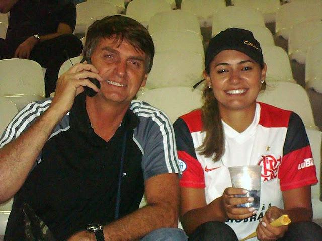 a545520cb2 Momentos em que Bolsonaro teve seu nomea ligado ao Flamengo