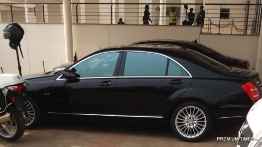 See the N330million Exotic Cars Saraki Just Bought (Photos)