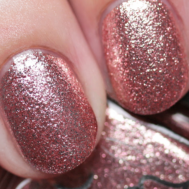 Grace-full Nail Polish Rosy Gold