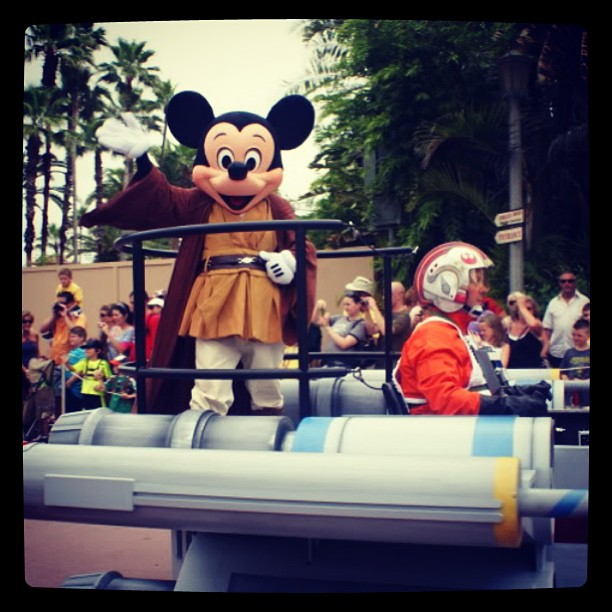 Wordless Wednesday Mickey Mouse: Jedi Mouseketeer: Wordless Wednesday: Jedi Mickey At Star