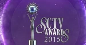 Daftar lengkap Pemenang SCTV Awards 2015