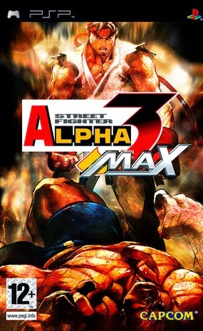 Street Fighter Alpha 3 MAX - Download Game PSP PPSSPP PSVITA