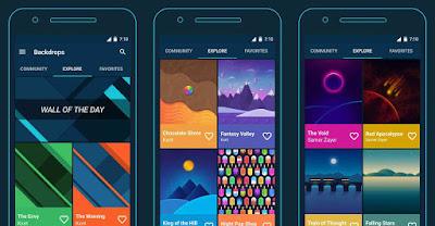 Tips mengganti wallpaper smartphone android secara otomatis