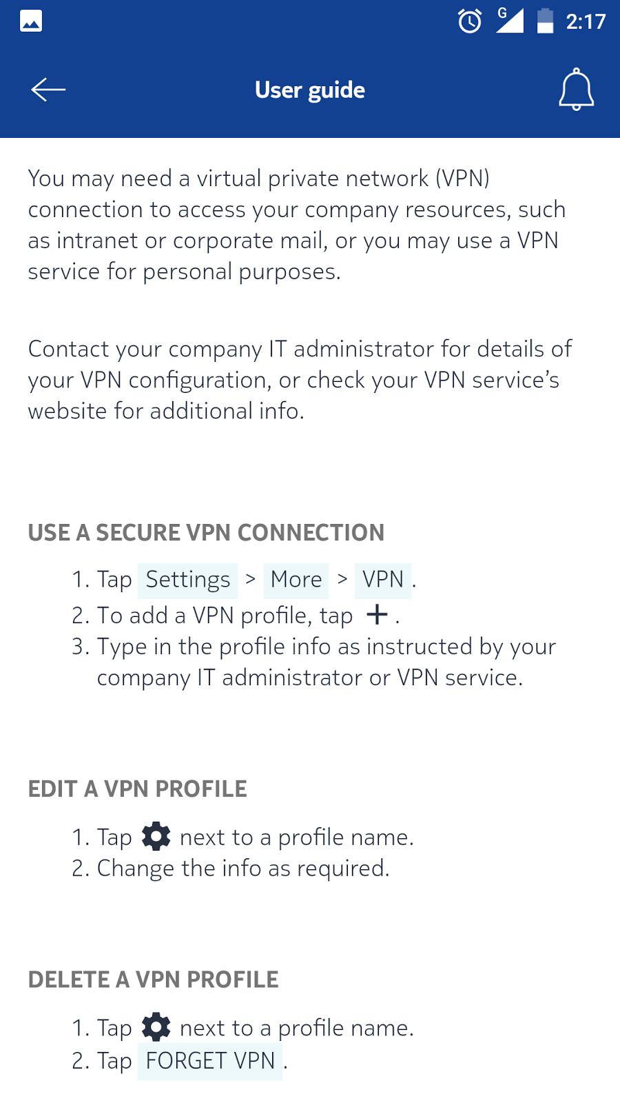 Fortinet ssl vpn package version