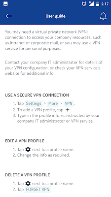 How to Use Secure VPN in Nokia 6 Android Mobile Phone