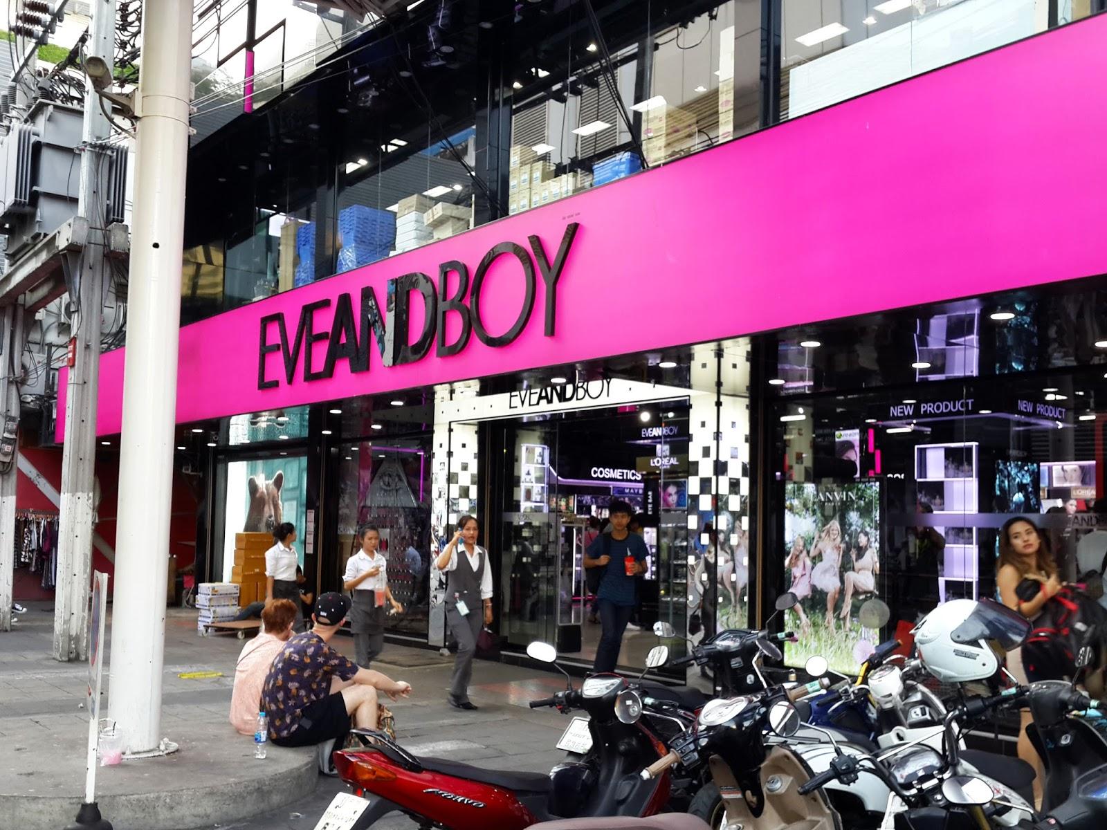 31109894aa3 Makeup Shopping in Bangkok — Nay, Honey