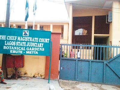 Lagos court demands N360k for man accused of N360k fraud