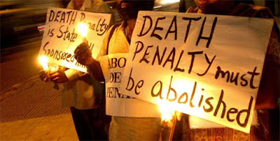 Abolish the death penalty
