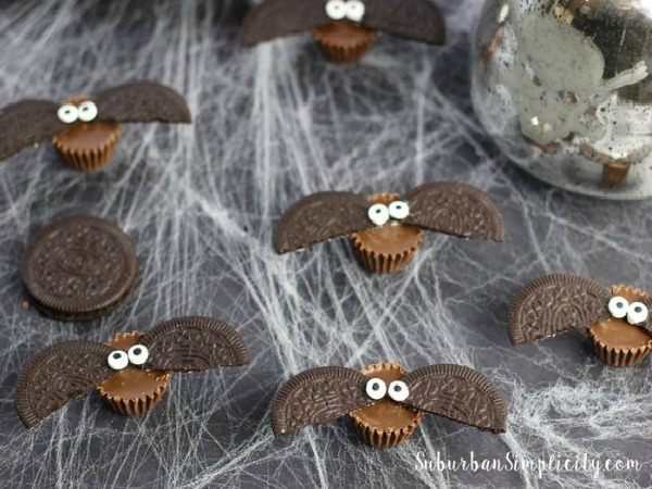 Cute Bat Treats - Featured