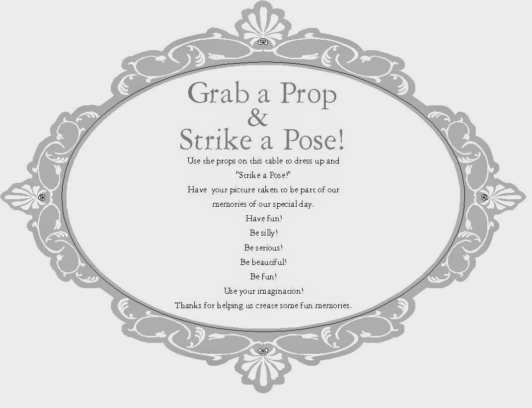 Mashed Potatoes and Crafts: Strike a Pose! Fun Twist on