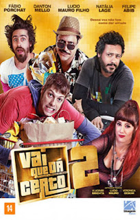 Vai Que Dá Certo 2 - DVDRip Nacional