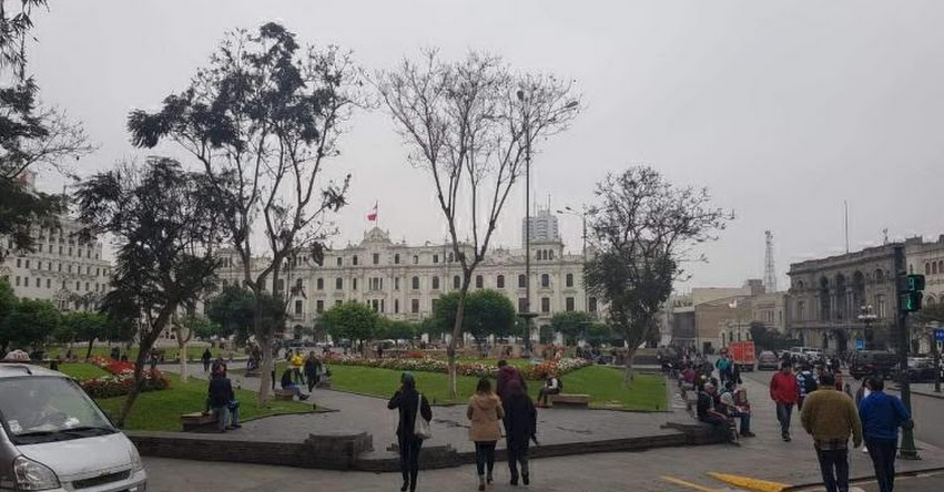 SENAMHI ALERTA: Sensación de frío se mantendrá esta semana en Lima - www.senamhi.gob.pe