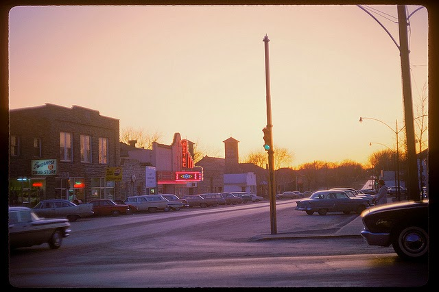 Kansas City Of The 1960s Vintage Everyday