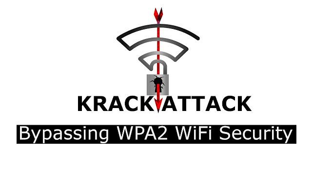 WPA2 Krack Attack has been released