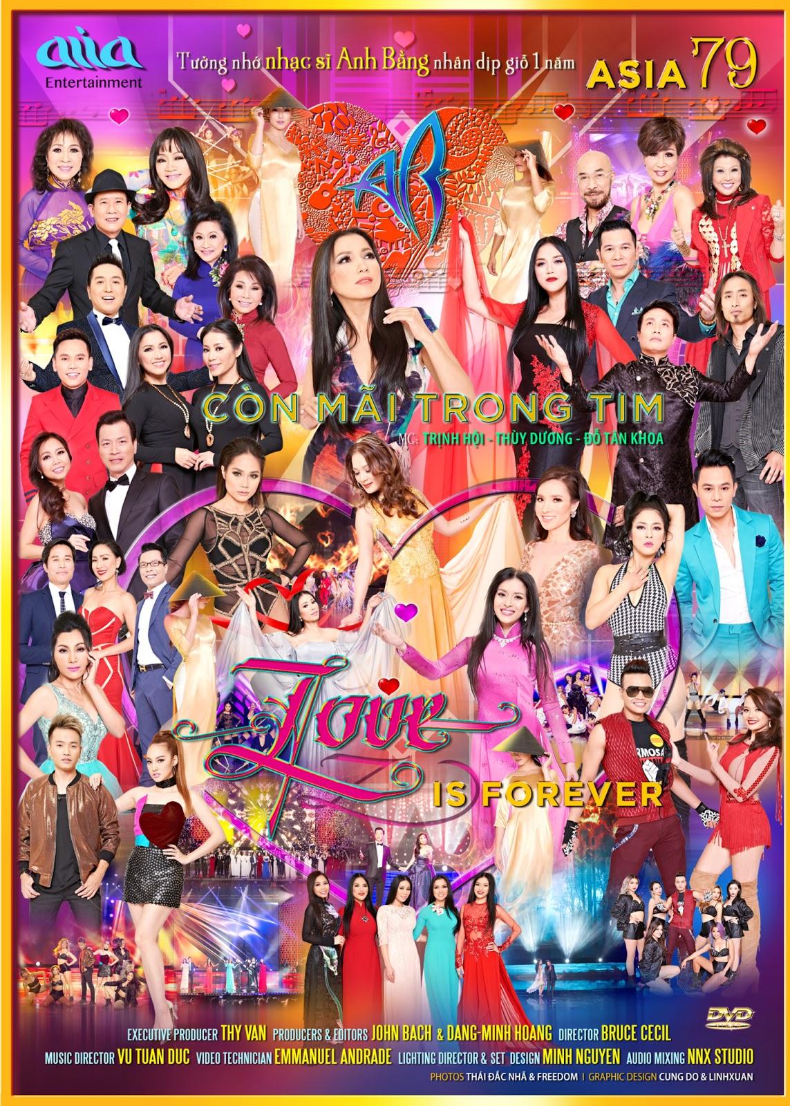 Tải DVD Asia 79 - Còn Mãi Trong Tim 2017 720p WEB-DL DD2 0 x264