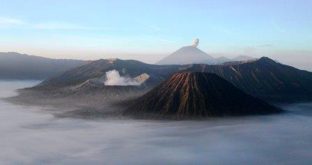 Destinasi Wisata Gunung Bromo di Jawa Timur