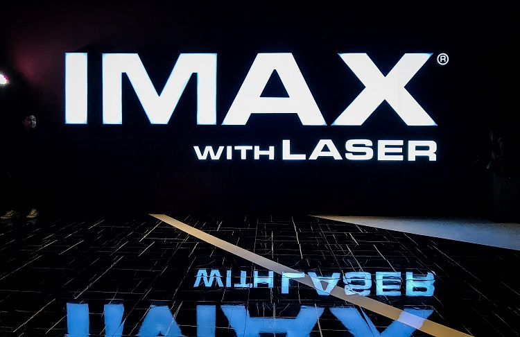 Southeast Asia's First IMAX Theater with Laser Opens at Vista Cinemas