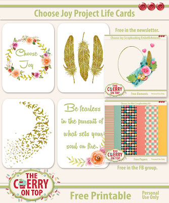 New Freebies and New Scrapbooking Templates