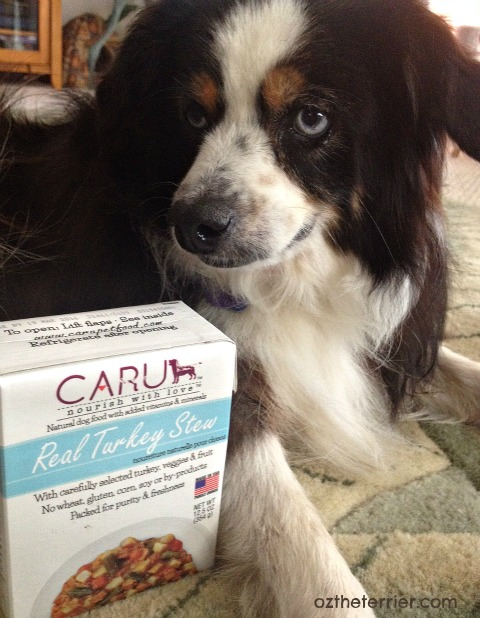 CARU Pet Food Natural Stews are made of human grade ingredients