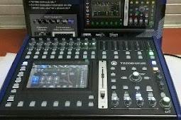 Harga dan spesifikasi mixser digital toppro t2208