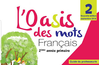 Supports Audios des activites oraux l'oasis des mots francais 2AP-الملفات الصوتية للمستوى الثاني