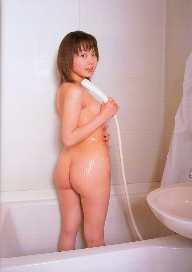 Japanese schoolgirl stripping
