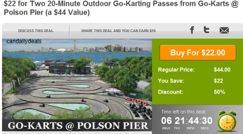 polson pier coupons