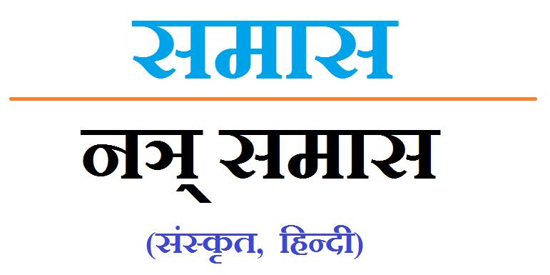 Na, Nav Tatpurush, Bahubrihi Samas