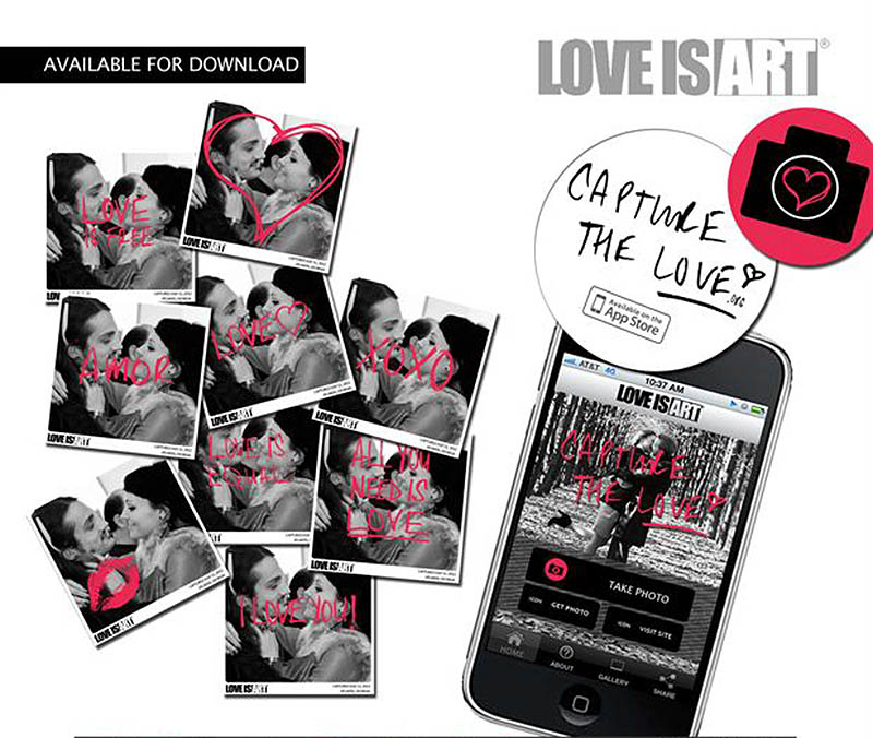 love is art app