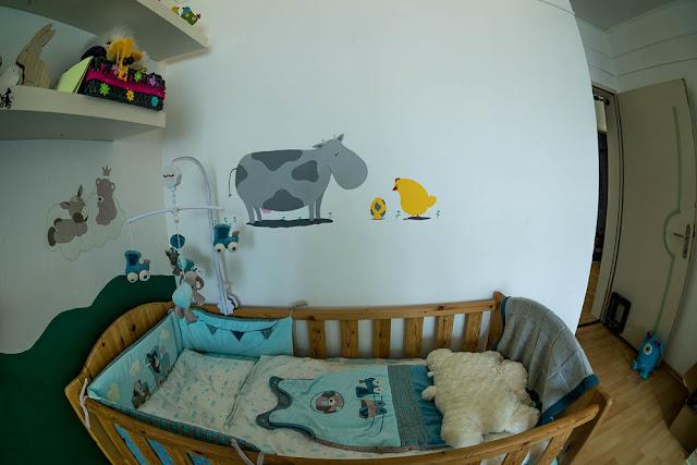 DIY Babyzimmer Junge Boy