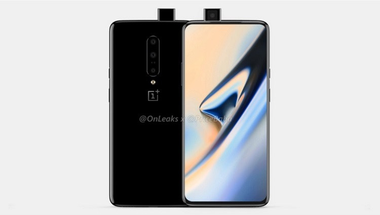 OnePlus 7 to Sport Triple Rear Shooters, Pop-up Selfie Camera
