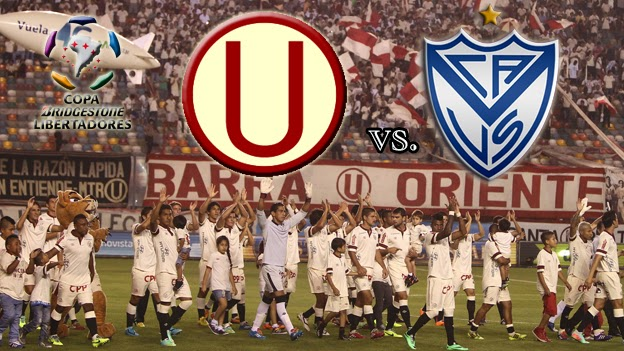 Universitario vs Vélez Sarsfield en Vivo