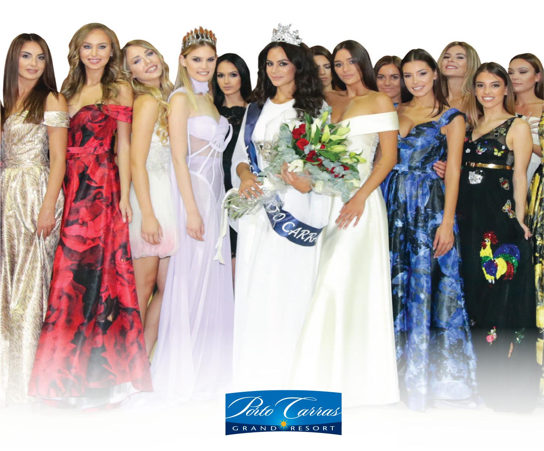 Διαγωνισμός ομορφιάς «Miss Porto Carras 2018» για άλλη μια χρονιά στο Porto Carras Grand Resort!