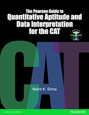 Free Download Pearson Guide to Quantitative Aptitude & DI for CAT pdf