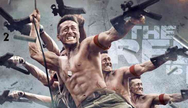 tiger shroff best action seen