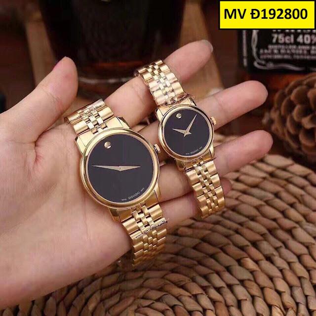 Đồng hồ cặp đôi MV Đ192800