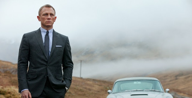 Skyfall Best James Bond Movie