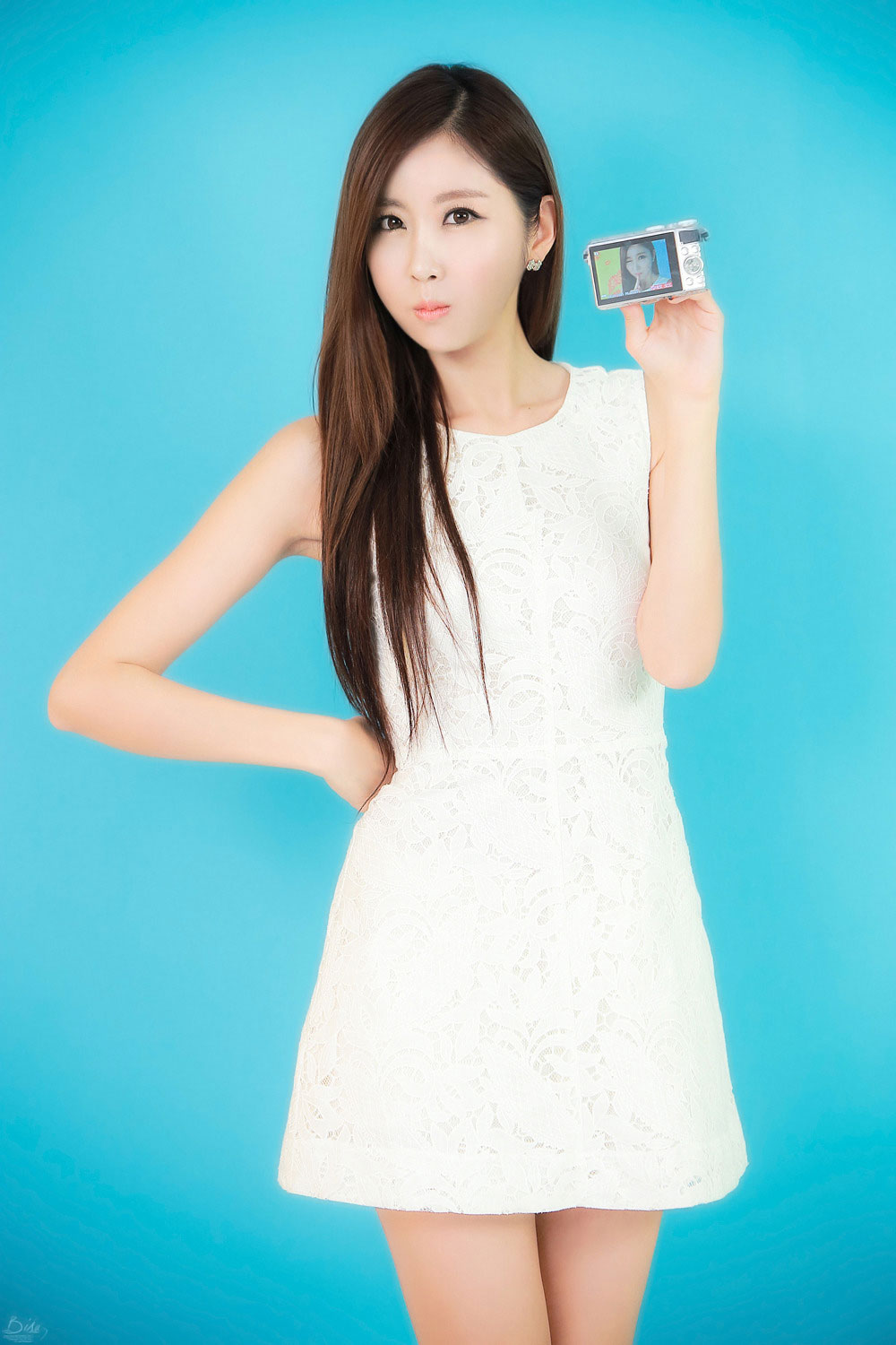 Korean Model Choi Byul I - Collection Pictures