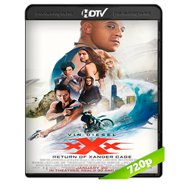 xXx: Reactivado (2017) HC HDRip 720p Audio Ingles 2.0 Subtitulada