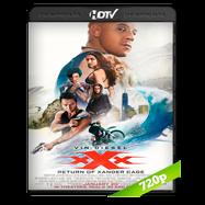 xXx: Reactivado (2017) HC HDRip 720p Audio Dual Latino-Ingles