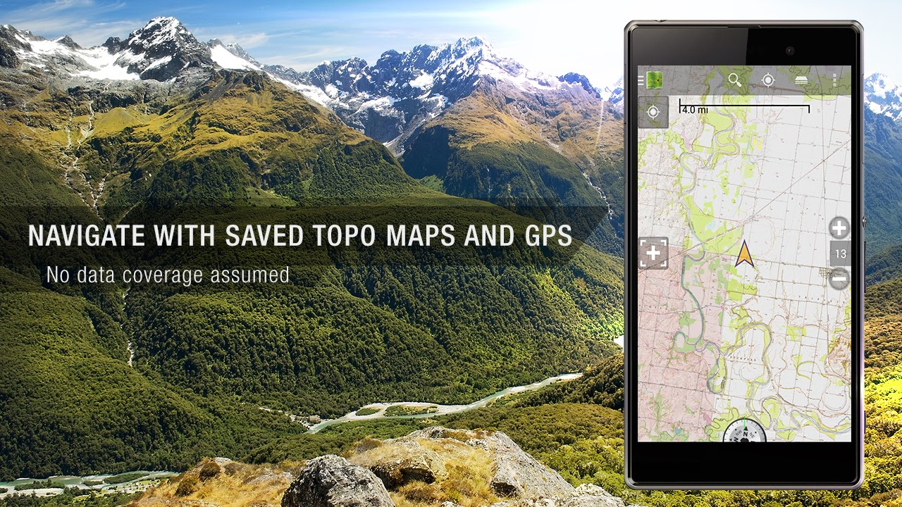 BackCountry Navigator PRO GPS v6 2 1 Apk | Android