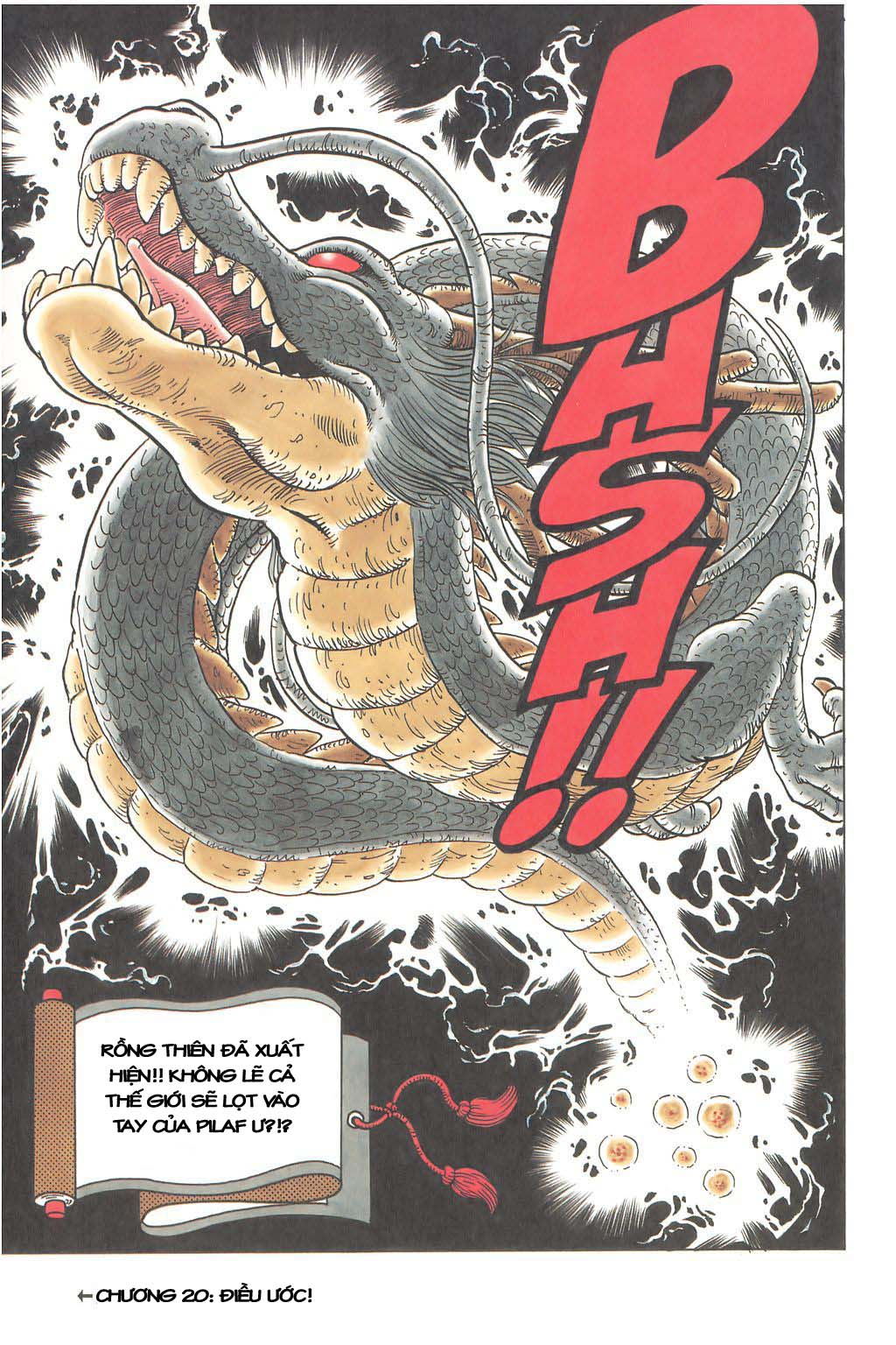 Dragon Ball chap 19 trang 16