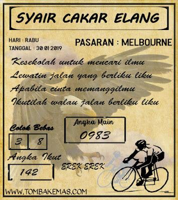 SYAIR MELBOURNE, 30-01-2019