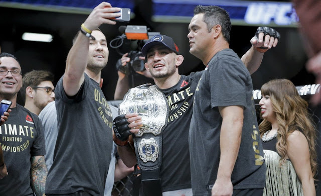 UFC 216 salaries