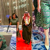 Lawyer comments on VP's outfit during the 88th National Day of Saudi celebration