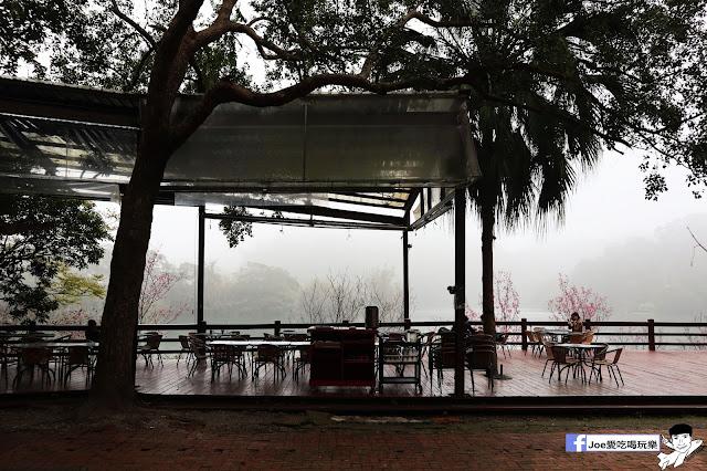 IMG 1490 - 【新竹旅遊】竹科人的後花園,寶山一號水庫旁的『沙湖壢咖啡館』,午後散步喝杯咖啡的好去處,寶山水庫的風景盡收眼底