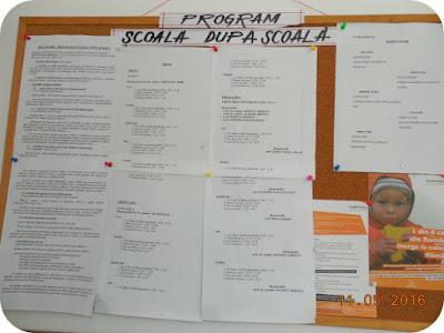 program scoala dupa scoala