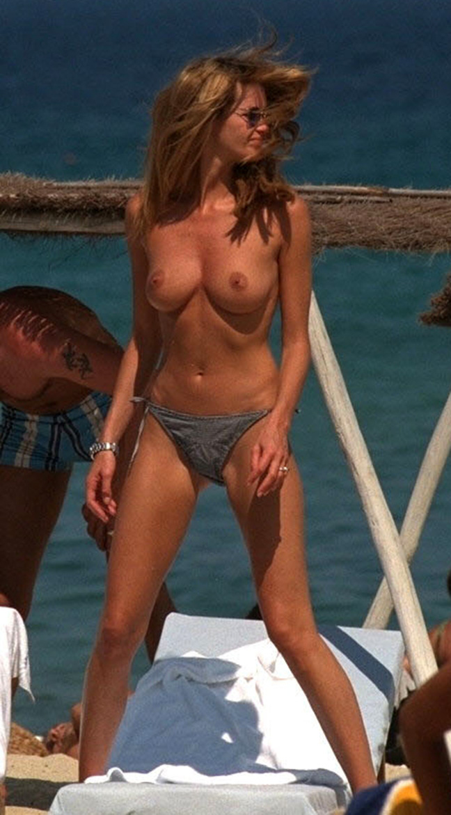 Excellent Free nude pics of elle macpherson are