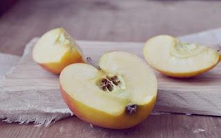 Manzana,fruta rica en fibra