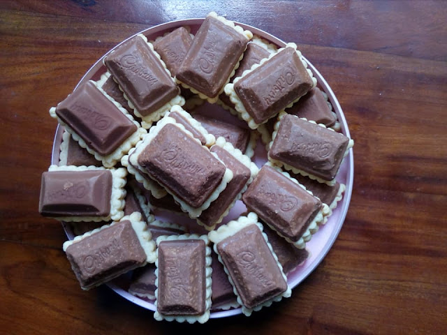 Resepi Cookies Cadbury